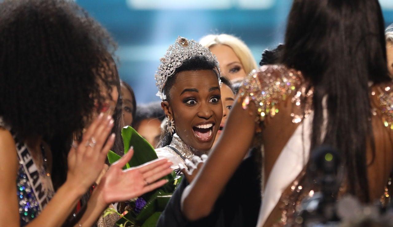 Zozibini Tunzi, Miss Universo 2019