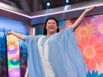 La genial imitación de El Monaguillo a Betty Missiego en 'El Hormiguero 3.0'