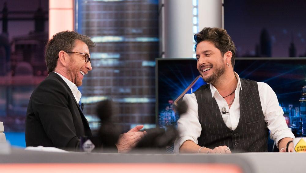 Manuel Carrasco desvela en 'El Hormiguero 3.0' la fórmula del éxito en sus canciones