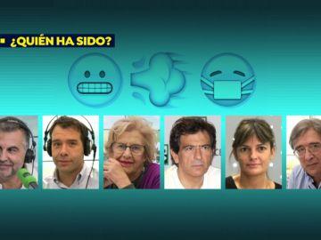 La reacción de Carlos Alsina al escucharse un pedo en pleno directo