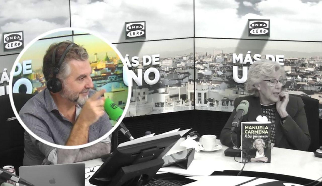Se tiran un pedo en directo en 'Mas de Uno' y Alsina reacciona así. ¿Quién ha sido?