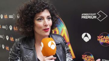 Una ilusionada Rocío Madrid confiesa qué es lo que más le gusta de 'Tu cara me suena'