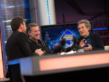 Revive la entrevista completa de Emilio Aragón y Miguel Ríos en 'El Hormiguero 3.0'
