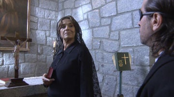 Una muerte tiñe de negro la búsqueda de Francisca Montenegro