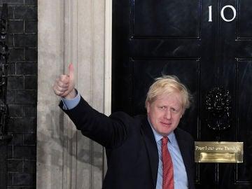Qué es y quién está implicado en el 'Wallpapergate', el último escándalo de Boris Jonhson