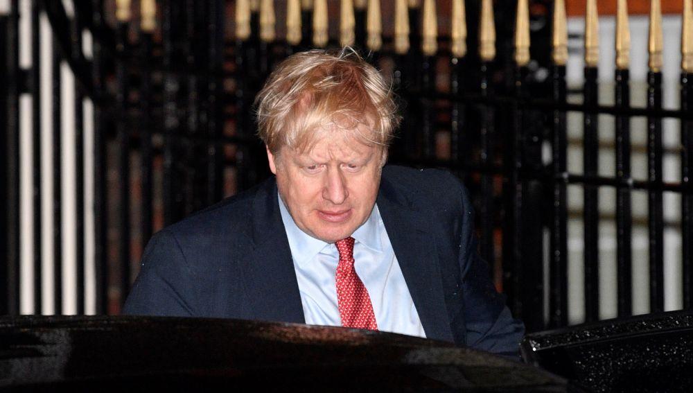 Boris Johnson Primer Ministro Reino Unido.