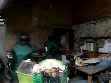 La Audiencia Nacional deja en libertad bajo fianza a otro de los CDR detenidos por preparar explosivos