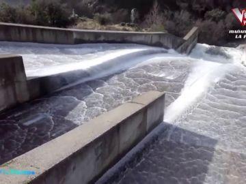 La reserva hidráulica del Cantábrico Occidental, al 92,1% de su capacidad
