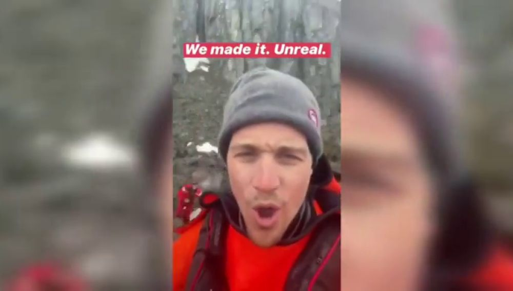 Colin O'Brady y cinco 'locos' más hacen historia al cruzar el Estrecho de Drake a remo