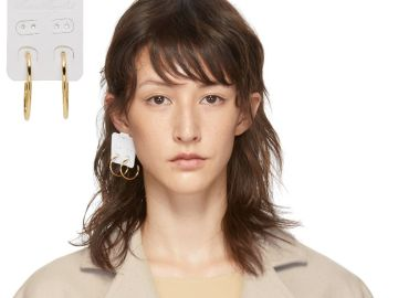 Los pendientes virales que apuestan por llevar todo el embalaje en la oreja