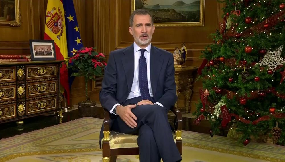 Audiencia discurso de Navidad: Antena 3 lidera la audiencia de las cadenas privadas