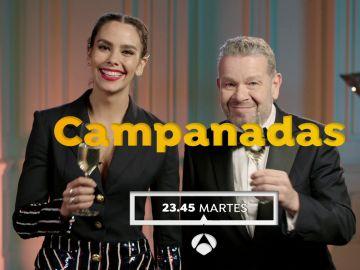 Nochevieja en Antena 3: Humor, campanadas y música para recibir al 2020