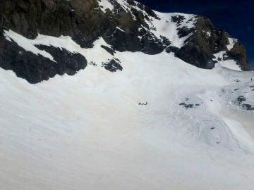 Muere un montañero de 34 años en Palencia