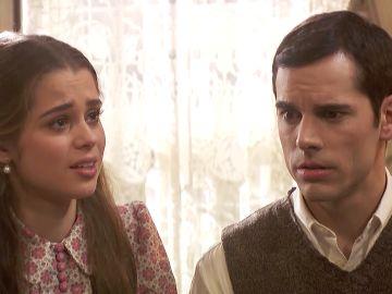 Avance semanal 'El secreto de Puente Viejo': Pablo y Carolina, en shock ante la noticia que les cambia la vida