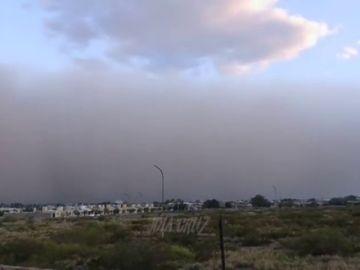 Vídeo de la increíble tormenta de tierra que sacudió a Argentina