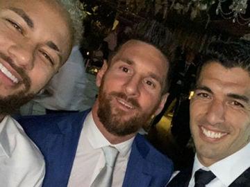 La 'MSN' se vuelve a reunir en la 'reboda' de Suárez