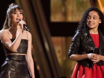 La brutal actuación de Aitana y Aysha Bengoetxea interpretando 'Vas a quedarte' en la Gran Final de 'La Voz Kids'