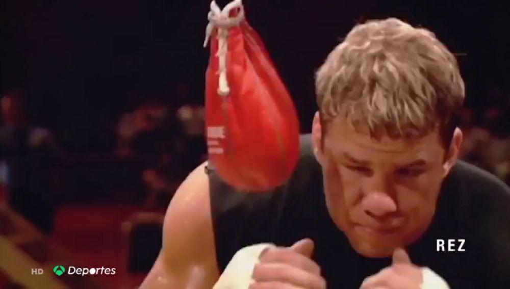 nueva boxeador