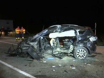 Accidente Galicia