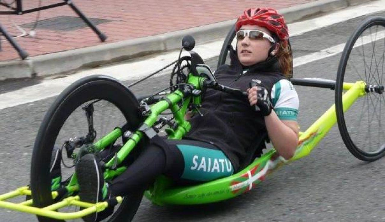 Muere Ione basterra, icono del ciclismo adaptado