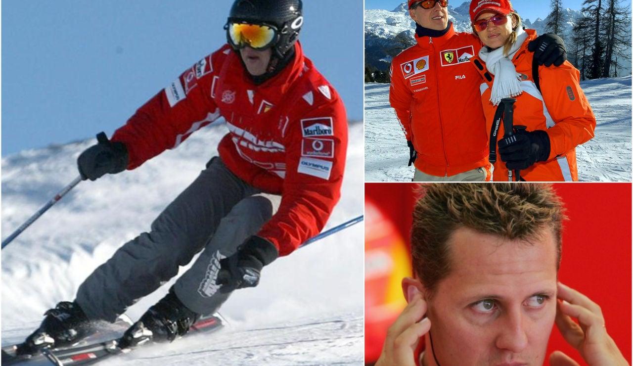 Los secretos sobre el estado de salud de Michael Schumacher