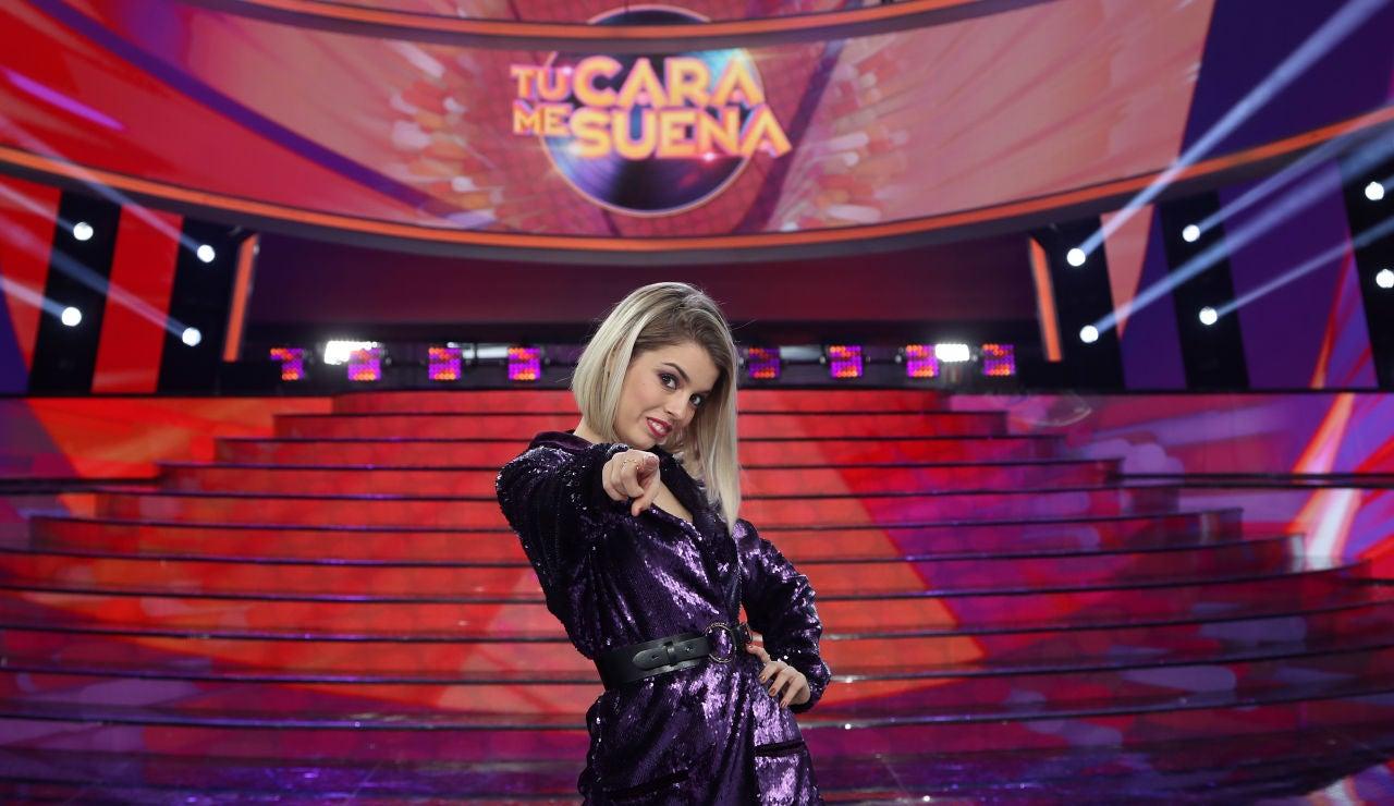 Nerea Rodríguez, 'Tu cara me suena'
