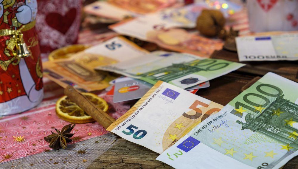 Dinero por Navidad