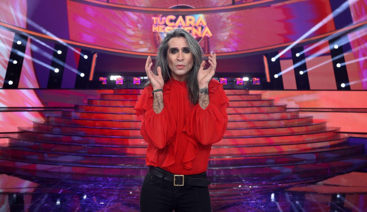 Mario Vaquerizo concursante de la octava edición de TCMS