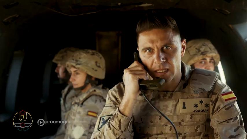El Mensaje Viral De Joaquín Al Ejército Español Os Habla Vuestro Capitán Voy Para Allá