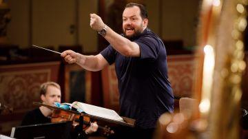 Andris Nelsons, el director del Concierto de Año Nuevo 2020 en su 79ª edición