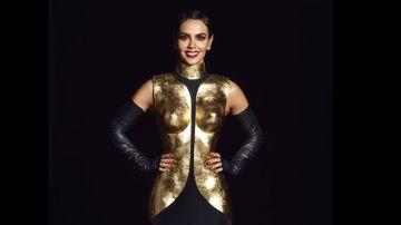 El vestido de Cristina Pedroche para las campanadas 2020