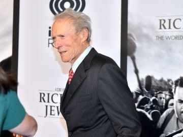 El director de cine Clint Eastwood