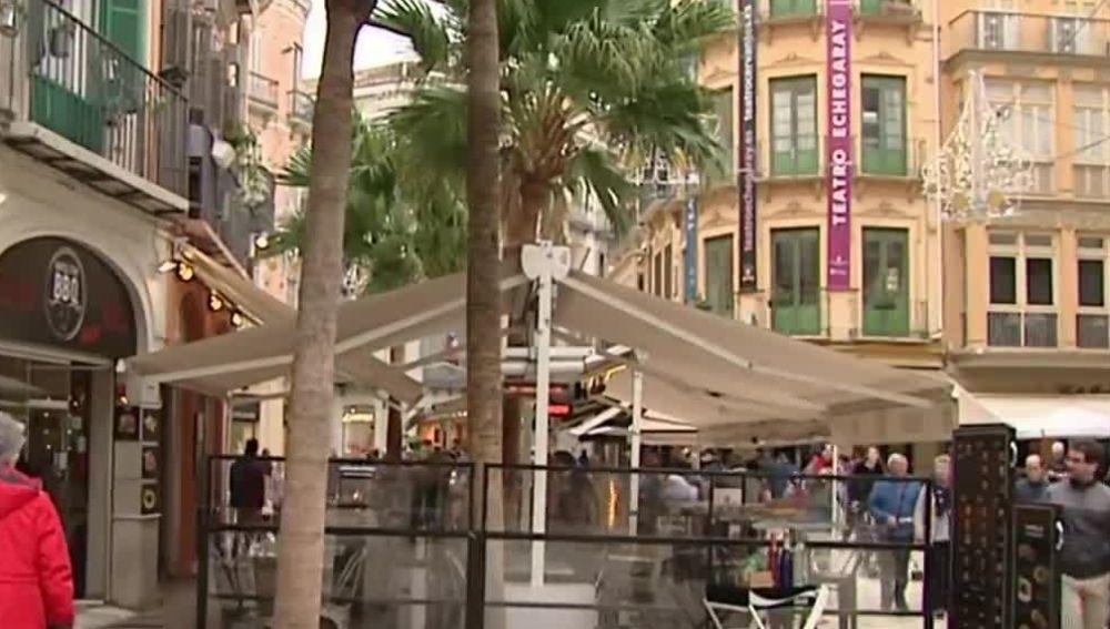 Prohíben que se abran más bares en el centro de Málaga