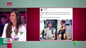 Las incógnitas y los mejores memes sobre el vestido de Cristina Pedroche en las Campanadas 2019