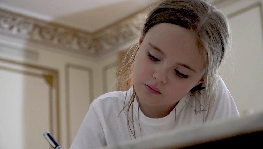 La emotiva carta de Marta, la pequeña protagonista de 'La Valla', a los Reyes Magos