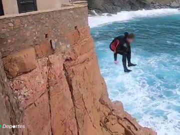 saltos deportes