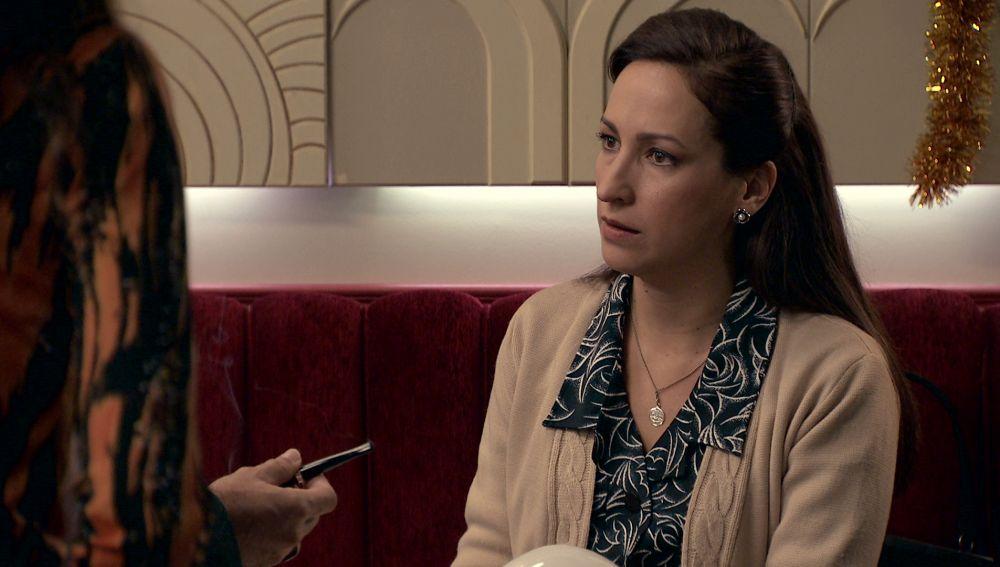 Sofía a Curtis: ¿A ti quién te ha dicho que te metas donde no te llaman?