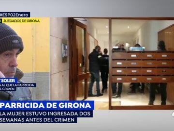 PARRICIDA GIRONA