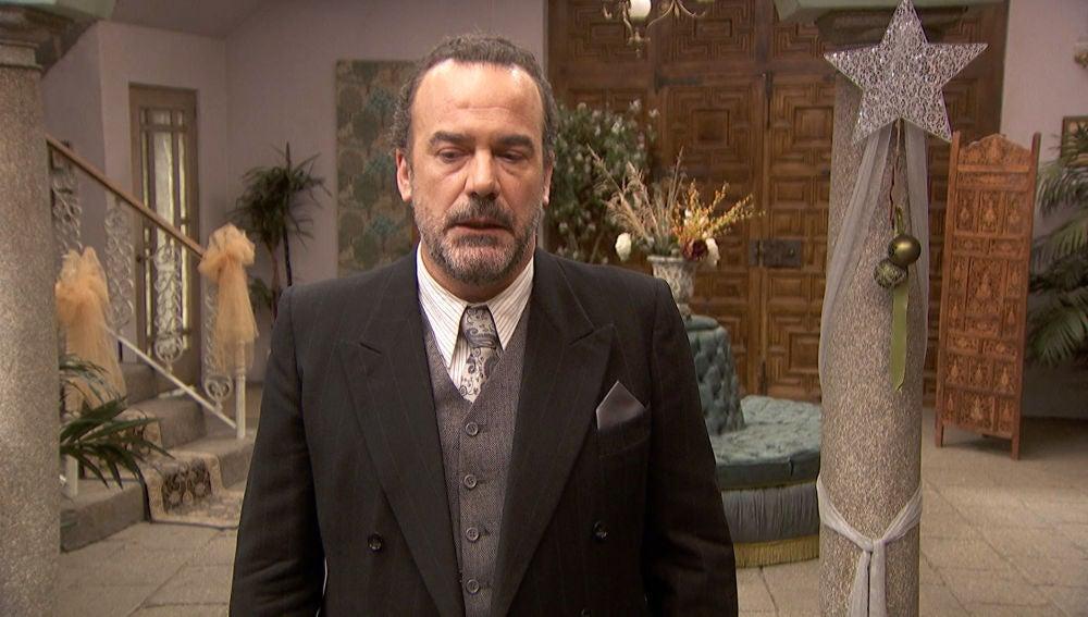Don Ignacio, pierde lo más importante de su vida al confesar la verdad