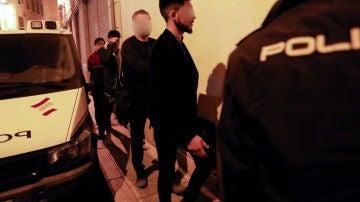 Detenidos por una agresión sexual múltiple en Murcia