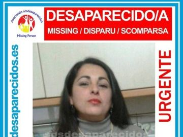 Desaparecida en Málaga