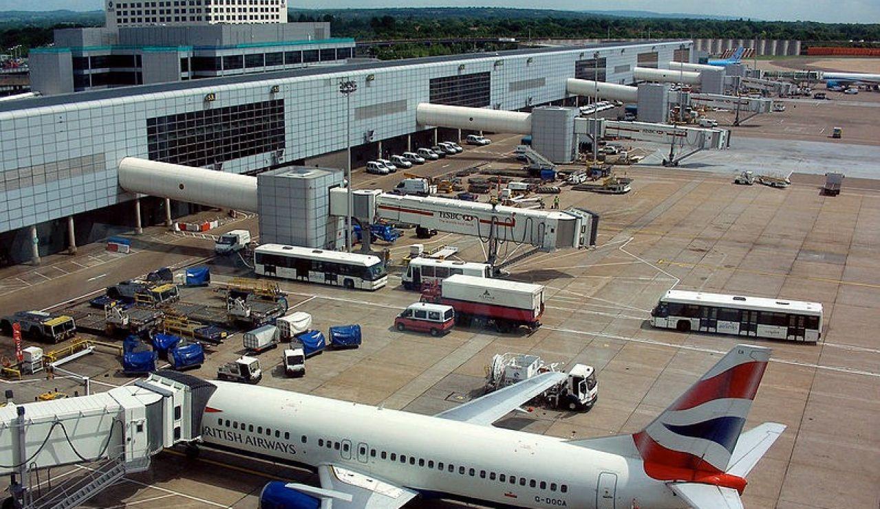 Aeropuerto Gatwick, Londres