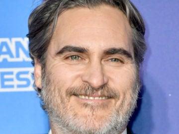 Joaquin Phoenix en la gala del Palm Springs International Film Festival