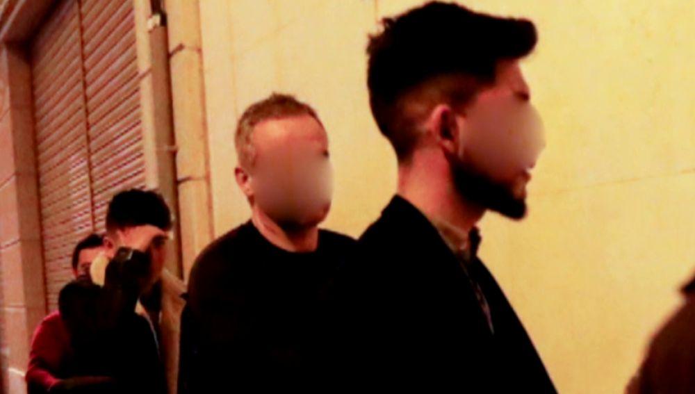 REEMPLAZO Estos son los tres detenidos por la presunta agresión sexual a tres norteamericanas en Murcia