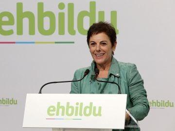 La portavoz de EH Bildu en el Congreso, Mertxe Aizpurua