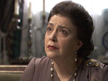 La mentira de Francisca Montenegro, a punto de ser descubierta