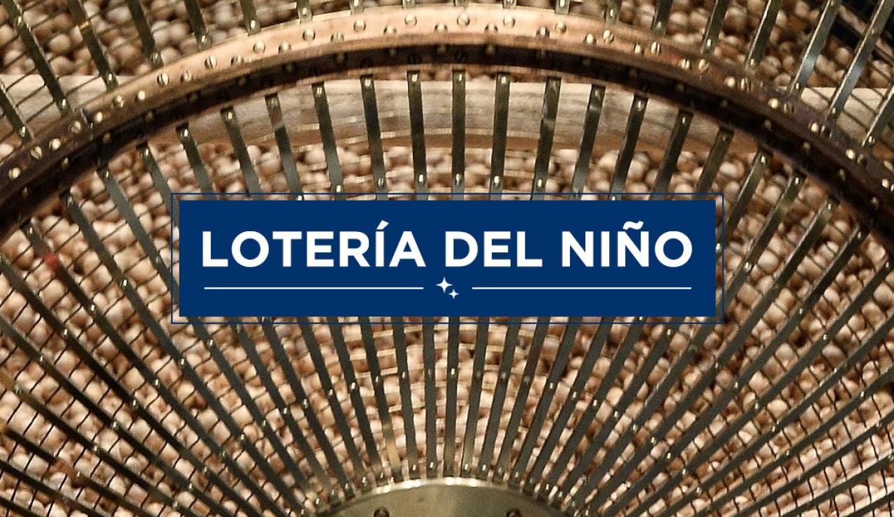 El sorteo de la Lotería del Niño, en directo