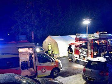 Seis turistas mueren en Italia atropellados por un conductor ebrio
