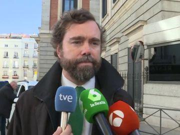 """Espinosa de los Montero, sobre sacar a las Fuerzas Armadas a la calle: """"El Ejército está para hacer guardar la Constitución"""""""