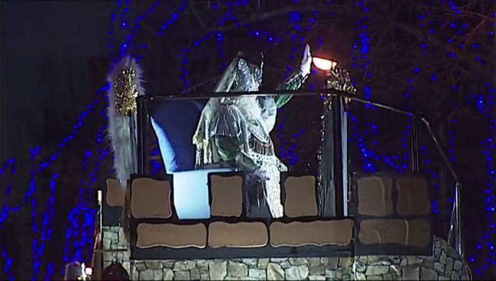 La Cabalgata de Los Reyes Magos de Bilbao homenajea al escritor Julio Verne